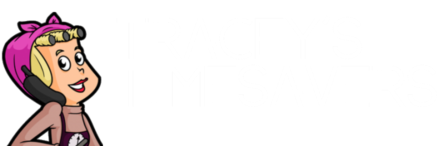 Tracey's Timesavers